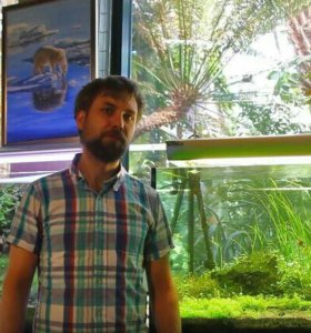 Обслуживание, чистка аквариума