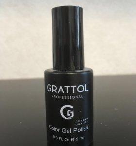 Гель-лак Grattol Professional