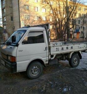 Грузоперевозки грузовое такси