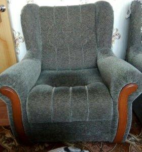 Кресла, не раскладные