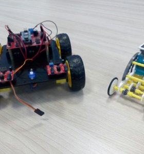 Робототехника 13+