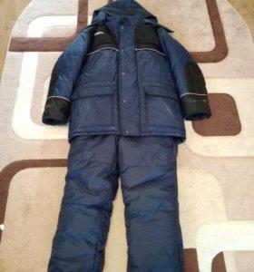 Зимний костюм Monblan