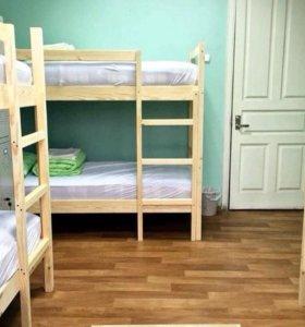 Двухъяруснакя кровать Эконом