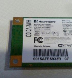 Wi-fi модушь для ноутбука pci express mini carf