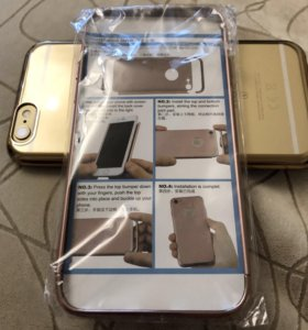 Чехол (бампер)на iPhone 7,8.
