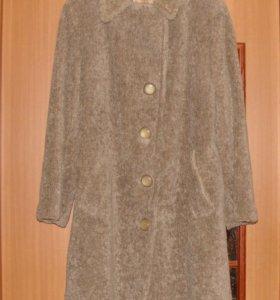 Пальто Disterllama PURE ALPAGA-HILE