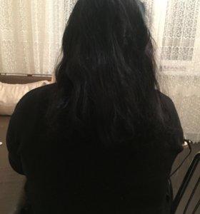 Нарашивание волос