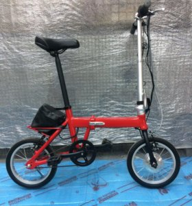Электровелосипед Volteco Freego