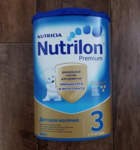 """Смесь """"Nutrilon Premium"""" 3"""