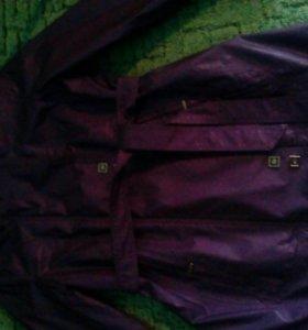 Куртка - ветровка (кожзам)