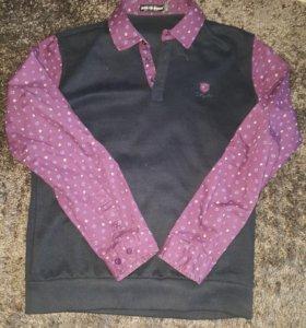 Рубашка-свитер