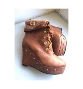 Ботильоны ,ботинки