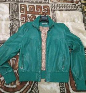 Куртка иск. кожа 50 размер