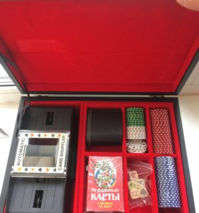Игральный набор для покера