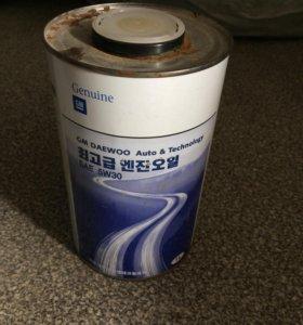 Масло 5w30 Корея