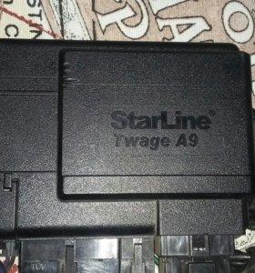 Блок сигнализации Star Line A9