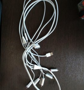 Apple iPhone to RCA video cable
