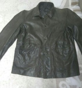 Натуральная кожаная куртка Totogroup