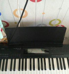 Электронное пианино(синтезатор)