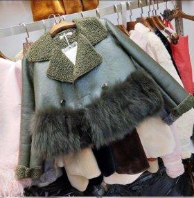 Куртка(эко кожа)