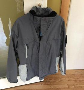 Куртка спортивная, непродуваемая для сноуборда/лыж