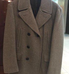 Мужское шерстяное пальто Polo by Ralph Lauren