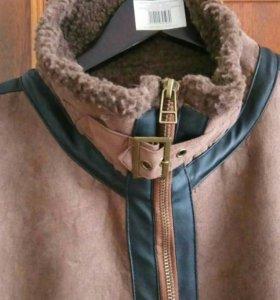 Куртки-дубленки Atlas демисезон