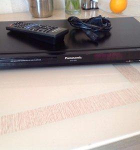 DVD плеер Panasonic dvd-s54