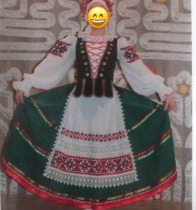 Костюм для танца( Белорусский)