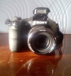 Фотоаппарат Sony Syber-Shot DSC-H 300