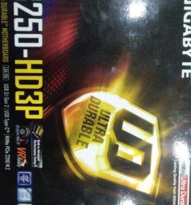 Материнская плата GIGABYTE B250-HD3P