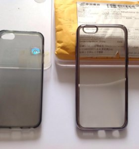 Бампер для Айфон 5 и 6
