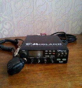 Радиостанция midland a 48 plus