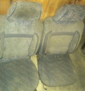 Кресла от ваз 2106