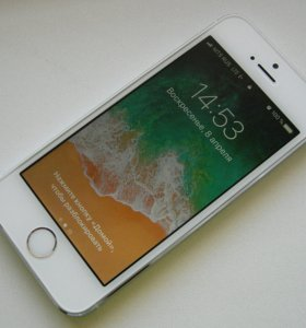 iPhone 5S 32Gb Silver.