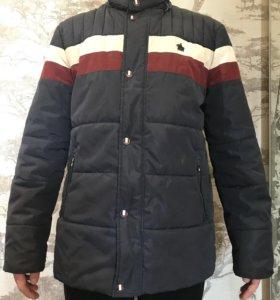 "Куртка подростковая «U.S.Polo""."