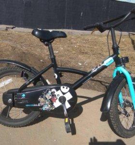 """Детский велосипед b'twin 16"""""""