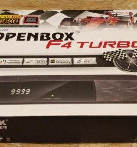 Спутниковый ресивер OpenBox F4 Turbo