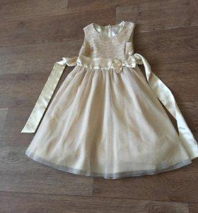Платье размер 3-5 лет
