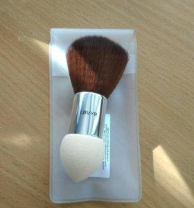Новая кисть yves rocher для макияжа