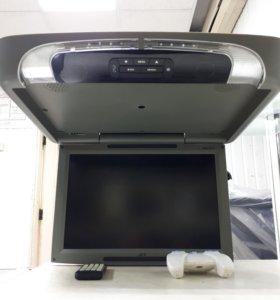 Автомонитор ACV AVM-7017 Grey