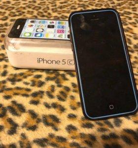 Apple iPhone 5c 32 gb