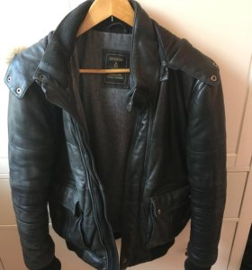 Кожаная куртка Ochnik, разм.S
