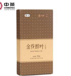 Чай Хей Ча Хунань Аньхуа с золотой плесенью