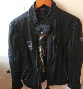 Байкерская куртка Ochnik