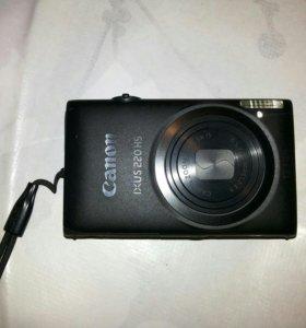 Фотоаппарат CANON IXUS 220HS