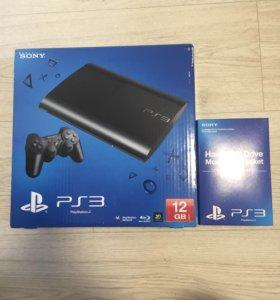 Sony Playstation 3 500Gb SUPERSLIM
