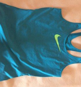 Майка Nike спорт