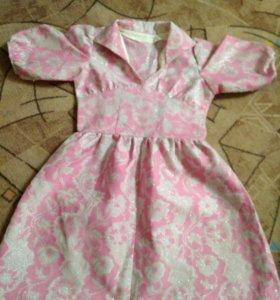 Платье нарядное сшитое на заказ