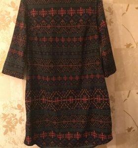 Платье- туника бренда New Look